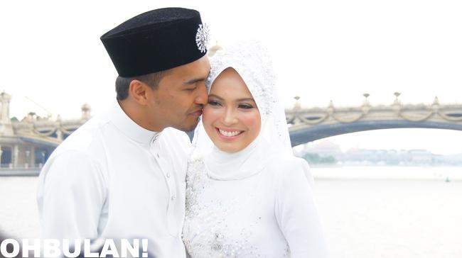 Gambar & Video Pernikahan Farah AF2 & Johan Johari