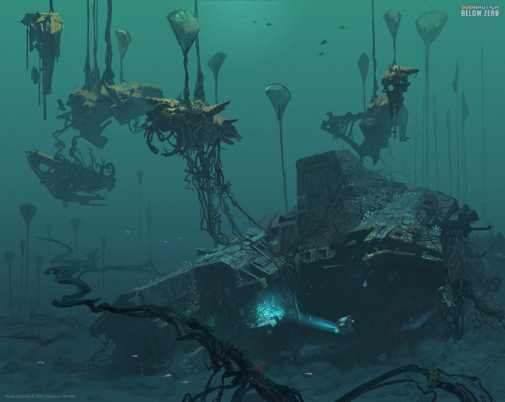 3 Video Games You Shouldn't Play If You're Afraid Of The Ocean