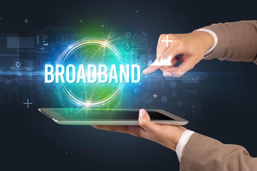 The concern of using broadband